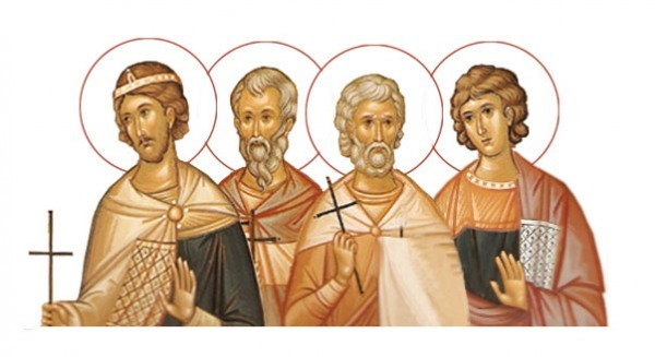 Sfintii patru sculptori