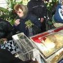 Pelerini la moastele Sfantului Dimitrie Basarabov