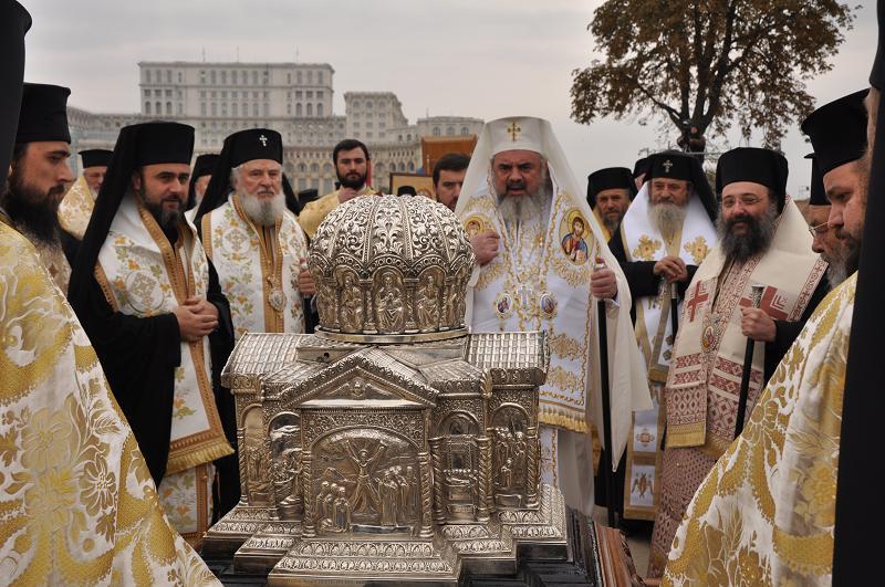 Moastele Sfantului Andrei in Romania
