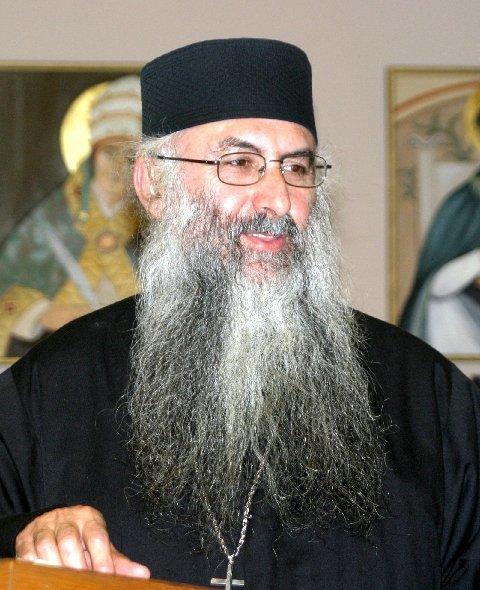 Parintele Zaharia Zaharou