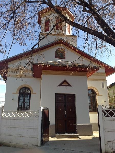 Biserica Adormirea Maicii Domnului - Dobroiesti
