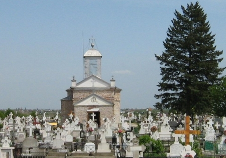 Biserica din Dragomiresti Deal