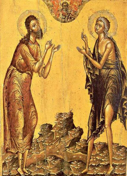 Duminica Cuvioasei Maria Egipteanca