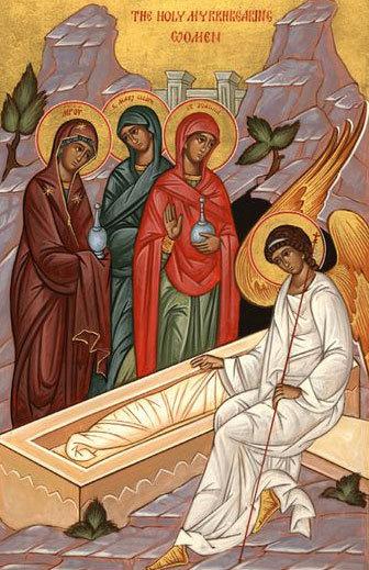 Duminica a III-a dupa Pasti, a Femeilor Mironosite