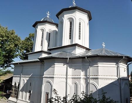 Manastirea Morunglavu - Biserica Sfantul Apostol Matei