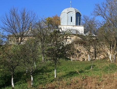 Manastirea Vizantea