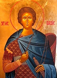 Sfantul Mucenic Dasie