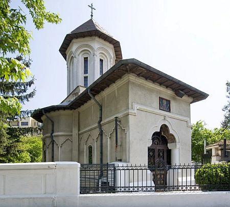 Biserica Sfanta Sofia - Floreasca