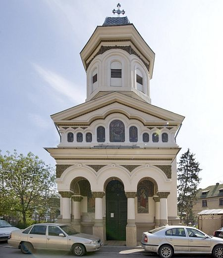 Biserica Sfantul Grigorie Teologul - Popa Chitu