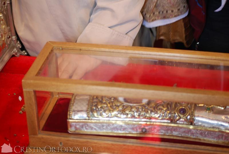 Moastele Sfantului Nectarie din Eghina