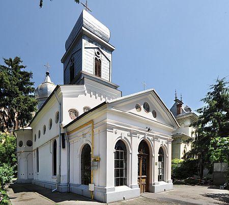 Biserica Sfintii Voievozi - Otetari