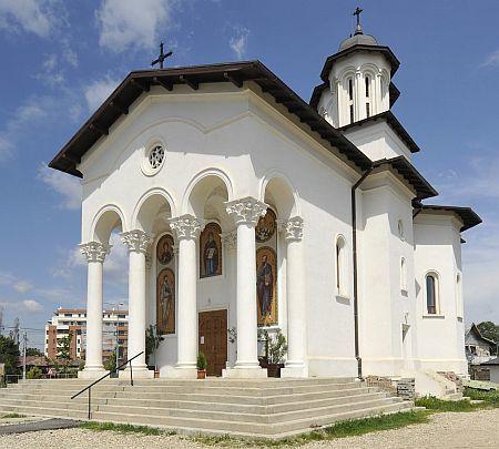 Biserica Sfantul Antonie cel Mare - Maicaneasa