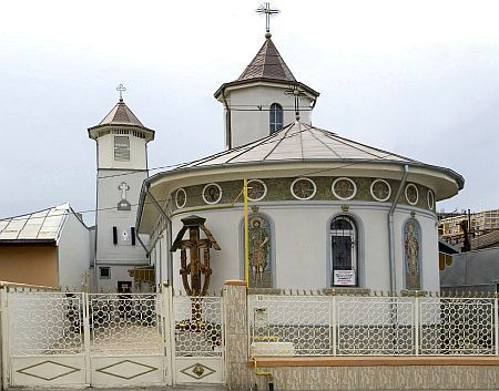 Biserica Sfantul Nicolae - Ion Creanga