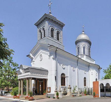 Biserica Icoanei - Adormirea Maicii Domnului