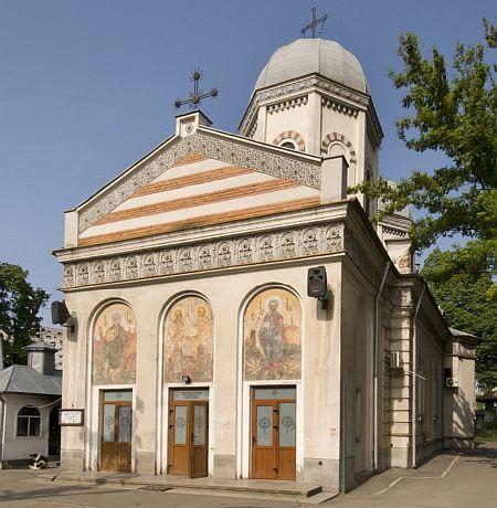 Biserica Sfantul Haralambie - Balaneanu