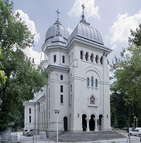 Biserica Sfantul Dumitru - Colentina