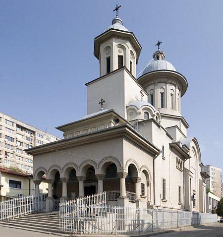 Biserica Sfantul Antonie cel Mare - Colentina