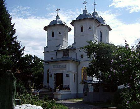Biserica Sfanta Treime - Delea Veche