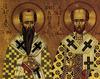 Sfintii Trei Ierarhi in cantarile Bisericii