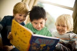 Cum sa ne imprietenim fiii cu lectura