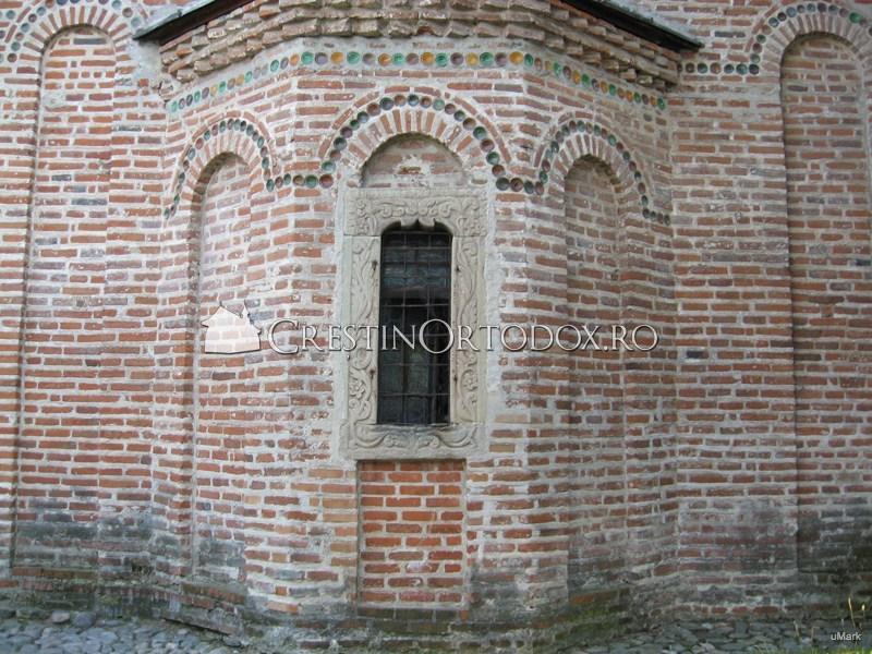 Arhitectura Manastirii Cotmeana
