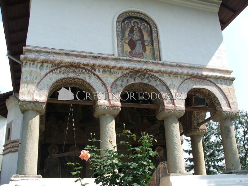 Manastirea de maici Govora