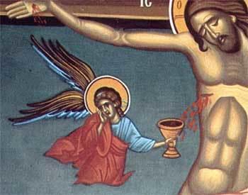 Pomenirea Sfintilor ingeri la Proscomidie