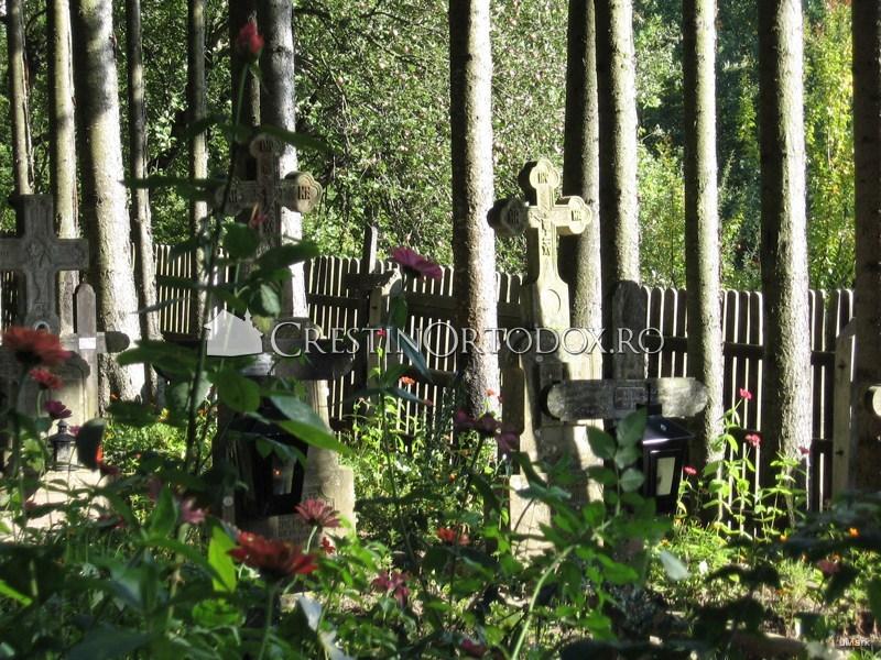 Cimitirul Sihastria