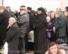 Pelerini la inmormatarea IPS Adrian Hritcu