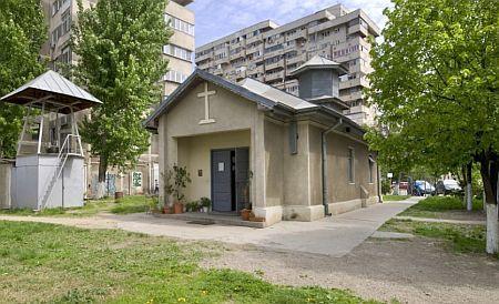 Biserica Sfintii Arhangheli - Gherghiceanu