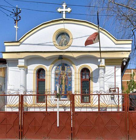 Biserica Sfantul Nicolae - Malaxa