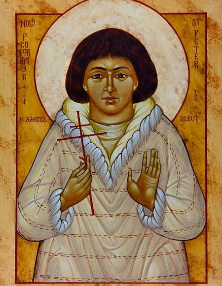 Sfantul Petru Aleutul