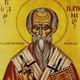 Sfantul Partenie, patriarhul Constantinopolului