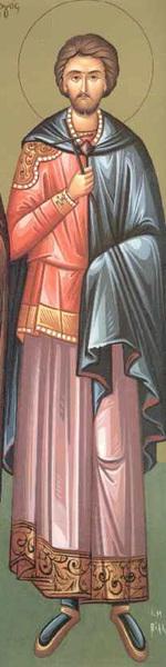 Sfantul Mucenic Edesie