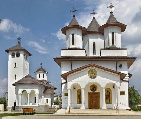 Biserica Sfantul Nicolae - Chiajna