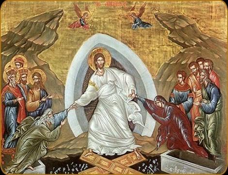 Meditatie pentru Sfanta Inviere