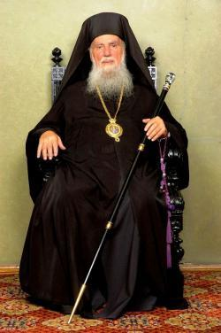 Pastorala la Invierea lui Hristos 2013 - IPS Gherasim