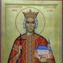 Icoana Sfantul Stefan cel Mare