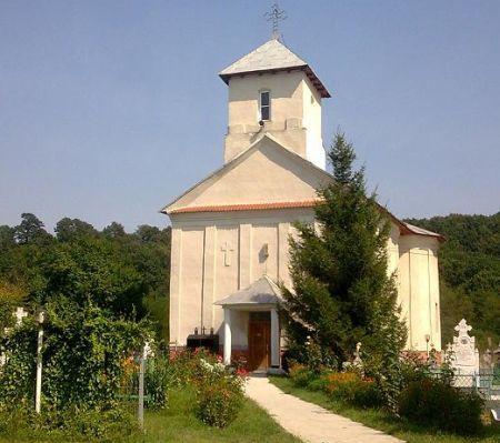 Manastirea Popanzalesti - Sfantul Calinic de la Cernica