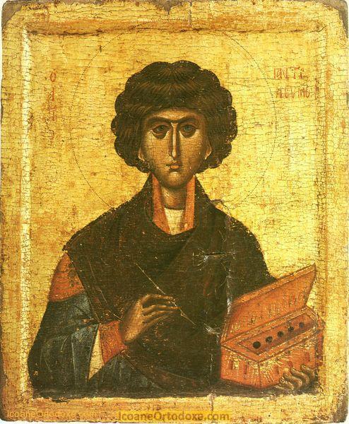 Paraclisul Sfantului Pantelimon