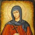Sfanta Teodora de la Sihla