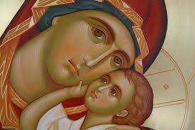 Maica Domnului - Theotokos - Deipara
