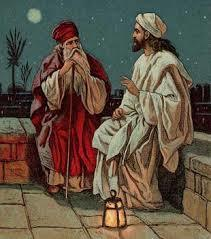 Iisus si Nicodim