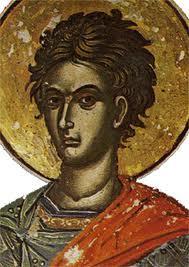 Sfantul Mucenic Nestor