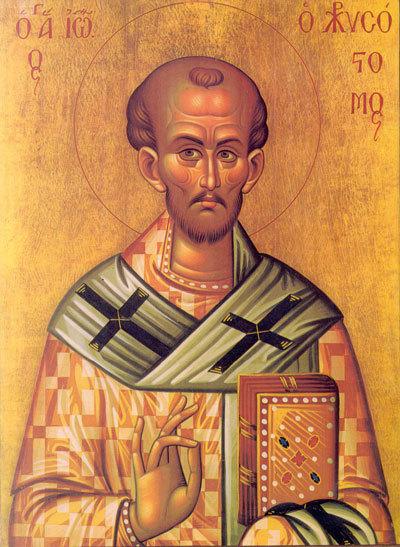 Predica la Sfantul Ioan Gura de Aur