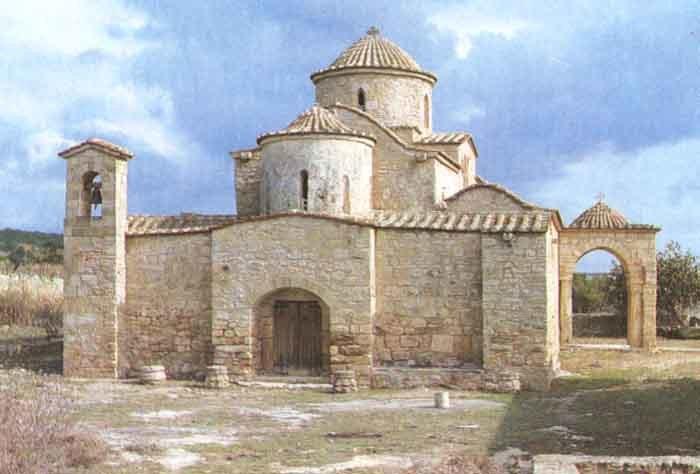 Biserica Panagia Kanakaria