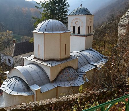 Manastirea Gorniak