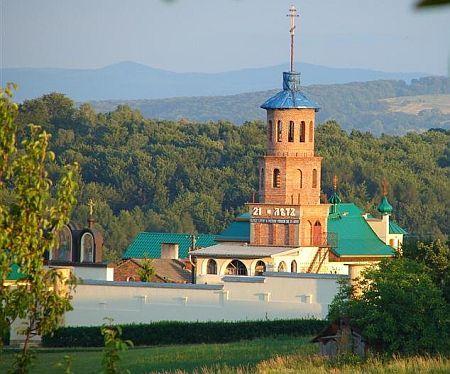 Manastirea Sfintii Chiril si Metodie - Ujkowice