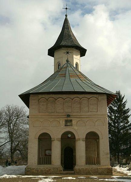 Biserica Adormirea Maicii Domnului - Itcani