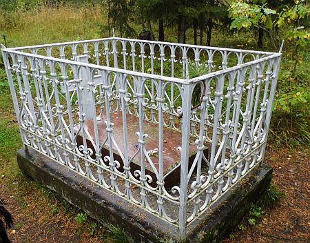 Mormantul Sfantului Antipa de la Calapodesti - Valaam